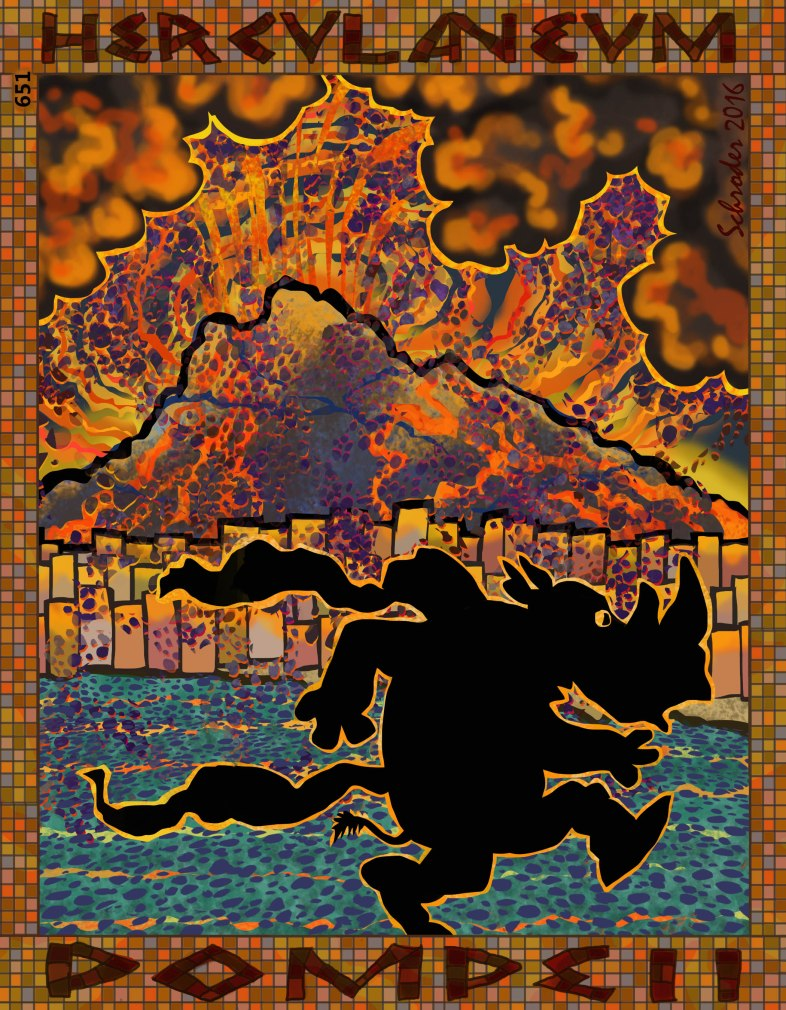 8-24 Vesuvius